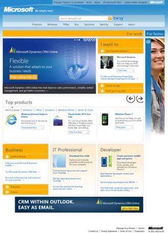 Internet Explorer « Experiencing the Cloud