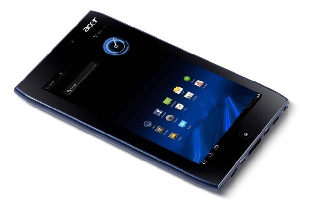 Acer ICONIA -- A100 Android Tablet