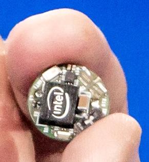 Intel Curie Module -- 6-Jan-2014