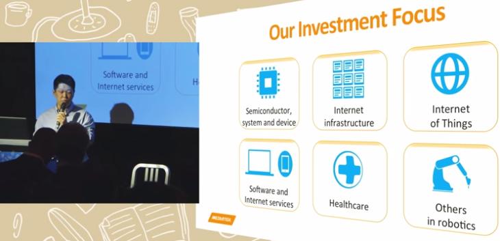 MediaTek Investment Focus
