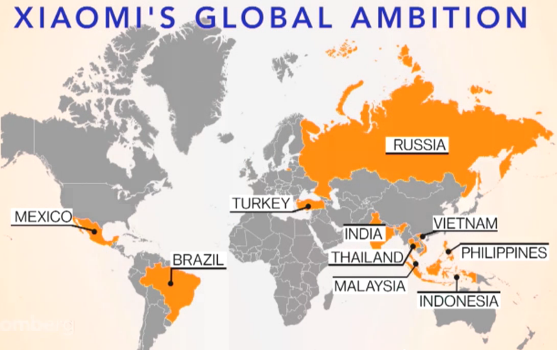 Xiaomi - Global ambition -- 17-July-2015